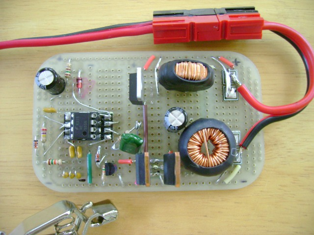 Battery Desulfator Assembly